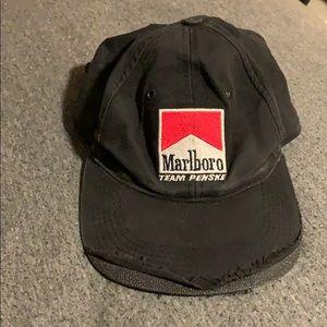 Vintage Marlboro/ team Penske hat.